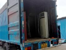 六米开顶货车